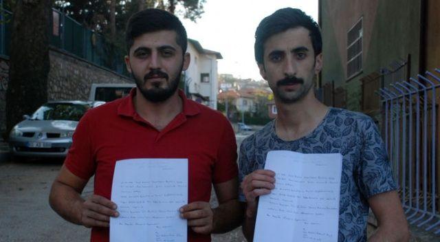 Barış Pınarı Harekatı'na katılmak için dilekçe verdiler