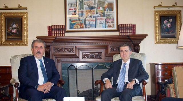 BBP Lideri Mustafa Destici: Birlik olmalıyız
