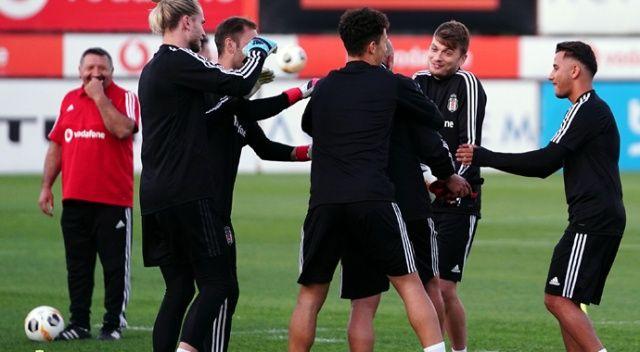 Beşiktaş, Braga hazırlıklarını tamamladı