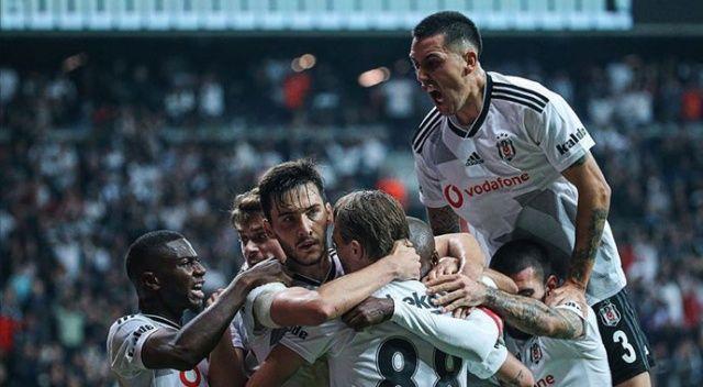 Beşiktaş Galatasaray'ı 1-0 mağlup etti