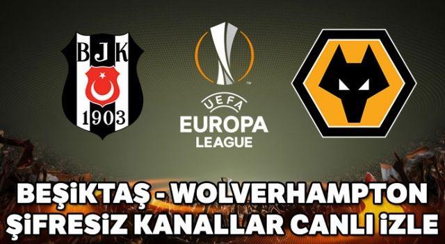 Canlı İzle: BJK Wolverhampton şifresiz İzle | BJK Avrupa Ligi maçı CBC Sport şifresiz kanallar canlı skor kaç kaç?