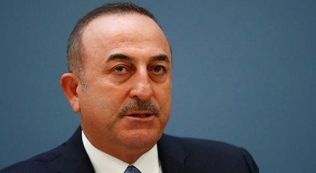 Çavuşoğlu: Türkiye sadece güvenli bölgede kalan DEAŞ'lılardan sorumlu