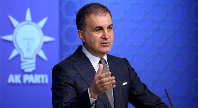 Çelik'ten AB'ye ve Arap Birliği'ne tepki