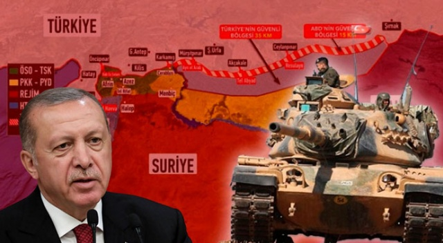 Cumhurbaşkanı Erdoğan: ABD'nin verdiği sözler tam manasıyla yerine getirilmiş değil (ABD ile 120 saatlik mutabakat sona erdi)