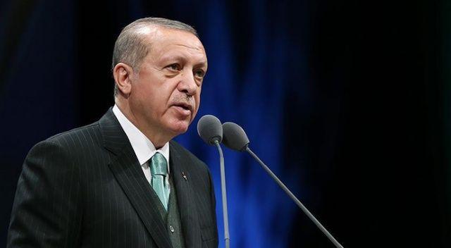 Cumhurbaşkanı Erdoğan: 'Artık geri adım atmayacağız'