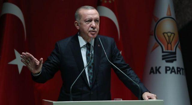 Cumhurbaşkanı Erdoğan'dan net mesaj: Yılanın başını ezeceğiz