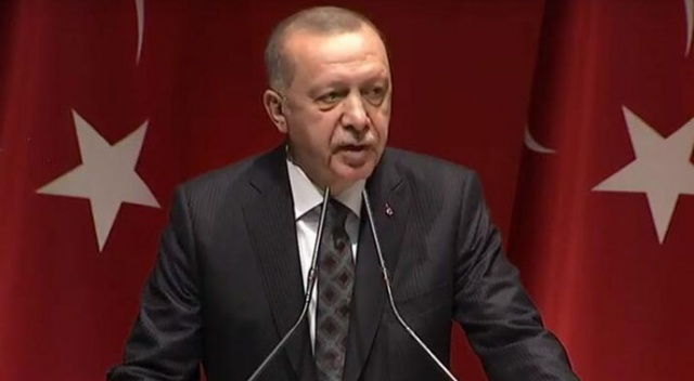 Cumhurbaşkanı Erdoğan'dan Türkiye'yi eleştiren ülkelere çok sert tepki
