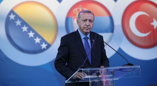 Cumhurbaşkanı Erdoğan: Halklarımız kaynaşacak