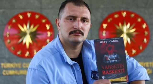 Cumhurbaşkanı Erdoğan'ın korumasından cinayet romanı