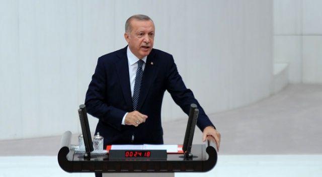 Cumhurbaşkanı Erdoğan: Yüzde 50+1'i konuşuruz