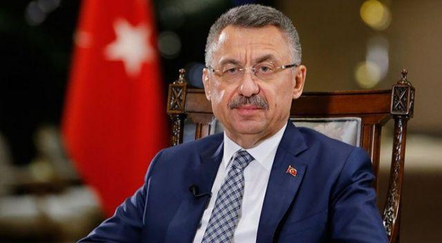 Cumhurbaşkanı Yardımcısı Oktay: Türkiye kararlılığını dünyaya göstermiştir