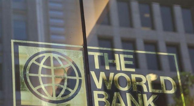 Dünya Bankası da 'pardon' dedi