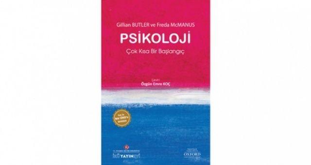"""Dünyaca ünlü """"Psikoloji"""" kitabı Türkçeye çevrildi"""