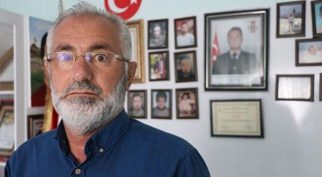 El Bab şehidinin babasından Barış Pınarı Harekatı'na destek