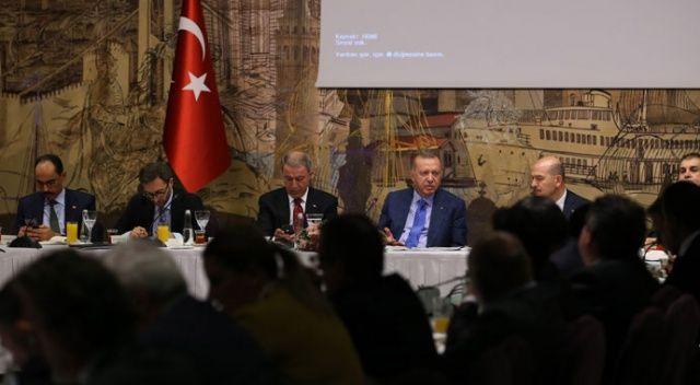 Erdoğan'dan dünyaya mesaj: En büyük desteği  Kürtler veriyor