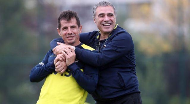 Fenerbahçe'de Emre Belözoğlu müjdesi! Takımla birlikte çalıştı