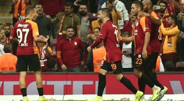 Galatasaray 3 puanı 3 golle aldı (Maç sonucu: 3 - 2)