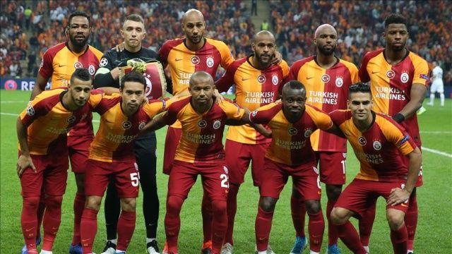 Galatasaray'da gözler UEFA Şampiyonlar Ligi'ne çevrildi