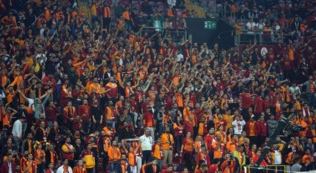 Galatasaray-Sivasspor maçını 34 bin 632 taraftar izledi