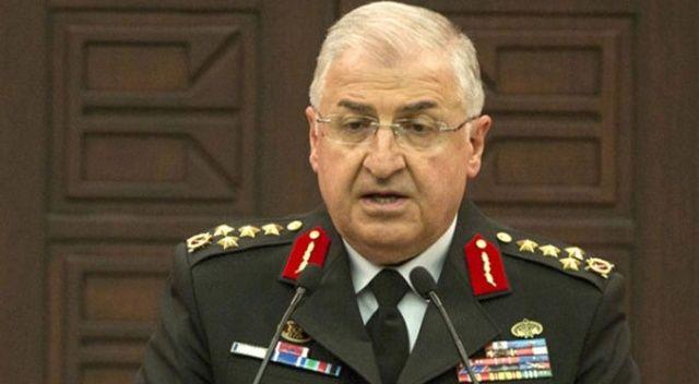 Genelkurmay Başkanı Güler, Milley ile görüştü