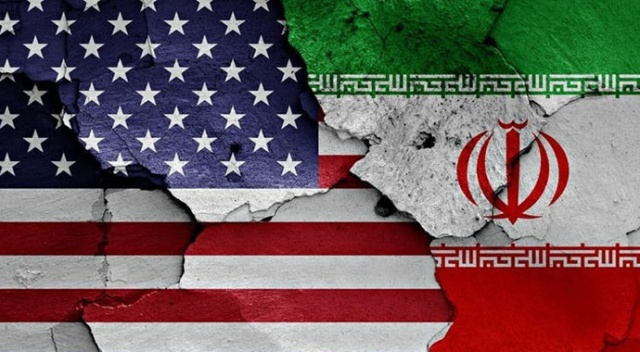 "Göstericilerden Trump'a: ""İran'la savaş istemiyoruz"""
