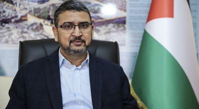 """Hamas: """"Türkiye'nin sınırlarını koruma hakkını anlıyoruz"""""""