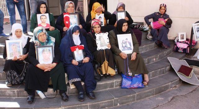 HDP önündeki ailelerin evlat nöbeti 36'ncı gününde