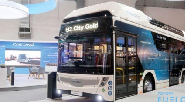 Hidrojen  enerjili otobüs