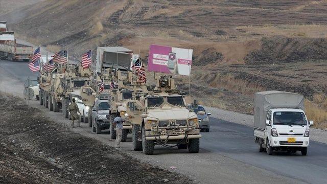 Irak'tan 'Suriye'den gelen ABD askerlerine' ilişkin açıklama