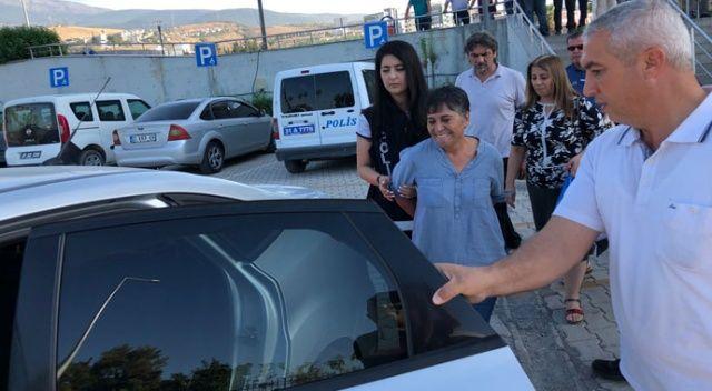 İskenderun HDP Eş başkanı terör örgütü propagandası suçlaması ile tutuklandı
