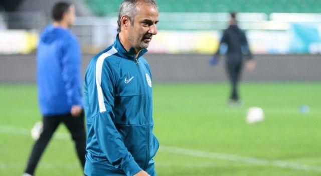 """İsmail Kartal: """"Rizeliyim, Rizespor'un başarısı için elimden gelen her şeyi yapacağım"""""""