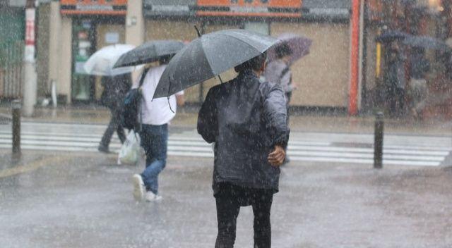 Japonya'yı tayfun vurdu! Kurtarma çalışmaları sürüyor