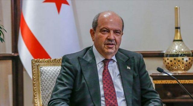 KKTC Başbakanı Tatar: KKTC halkı Barış Pınarı Harekatı'nda Türkiye'nin yanındadır