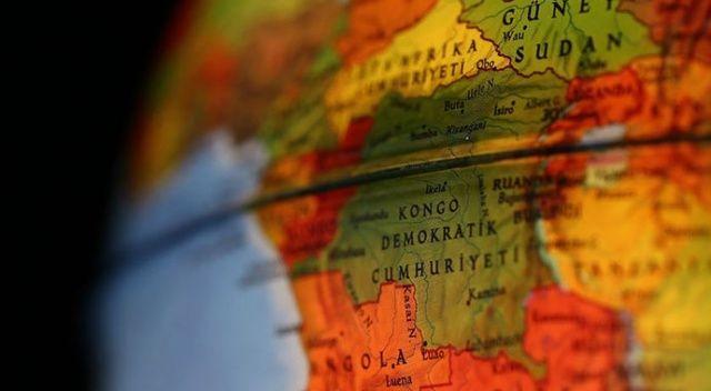 Kongo'da başkanlık personelini taşıyan kargo uçağı düştü