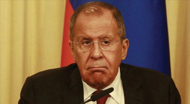 Lavrov: ABD'nin Suriye'deki politikası tüm bölgeyi yakabilir