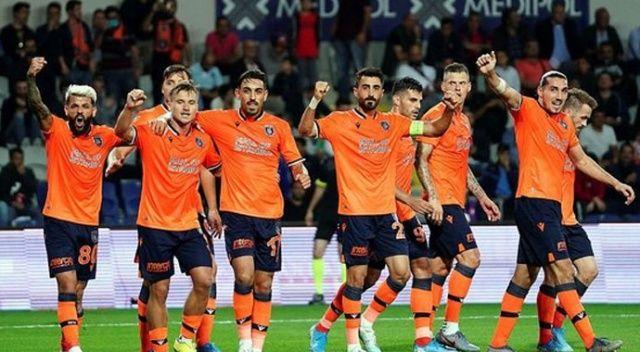 Medipol Başakşehir'in milli gururu