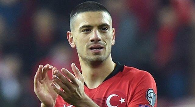 Merih Demiral: Ronaldo Türkleri çok seviyor