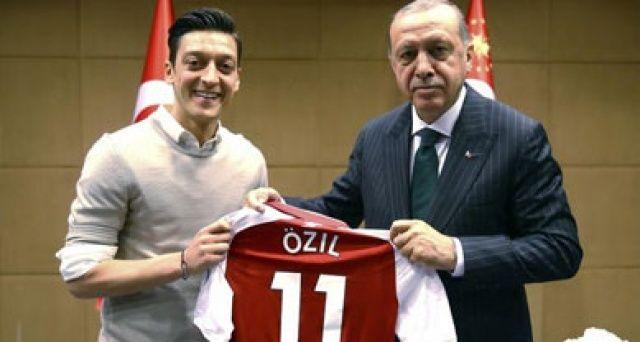 Mesut Özil: Irkçılık hep vardı