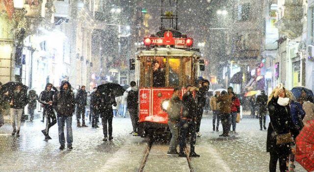 Meteoroloji'den 'İstanbul'da kasımda kar yağışı' iddiasına ilişkin açıklama