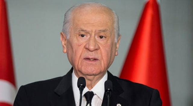 MHP Lideri Bahçeli: Türkiye kutlu bir  sefere çıkmıştır
