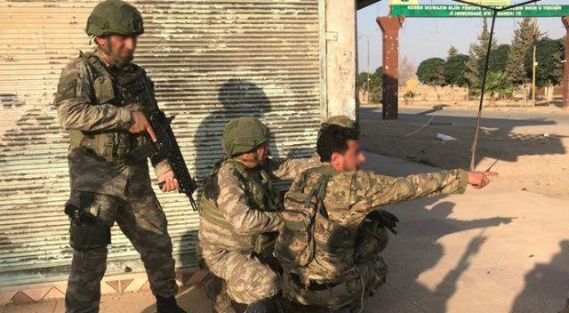 """Milli Savunma Bakanlığı: """"Kahraman komandolarımız Resülayn'da"""""""