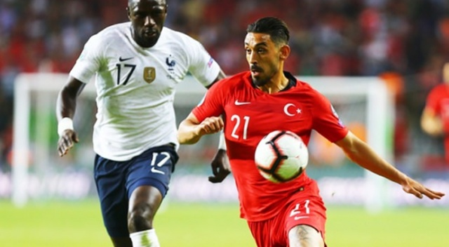 Milliler, Fransa'da liderliğini korudu (Fransa 1-1 Türkiye )