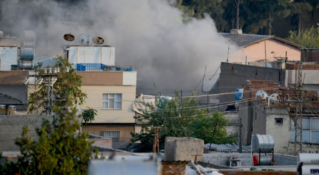 MSB: Teröristler sivil yerleşim yerlerine saldırıyor