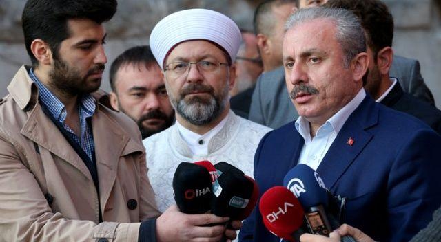 Mustafa Şentop: Terör yapılanmasının yeniden oluşmasına göz yumamayız