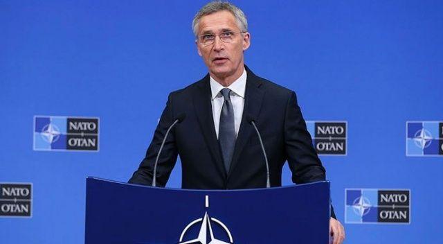 NATO Genel Sekreteri Stoltenberg İstanbul'da