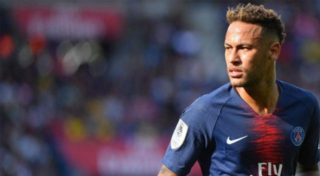 Neymar'dan Galatasaray itirafı