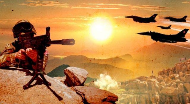 Pençe Harekâtı kapsamında  2 PKK'lı terörist daha etkisiz hale getirildi