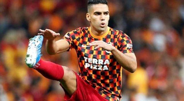 Radamel Falcao, Sivasspor maçının kadrosuna alınmadı!