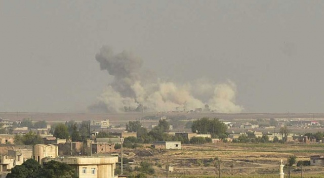 Resülayn'da çatışmalar şiddetlendi