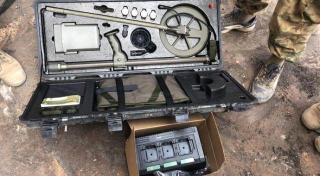 Resülayn'da teröristlere ait çok sayıda mühimmat bulundu